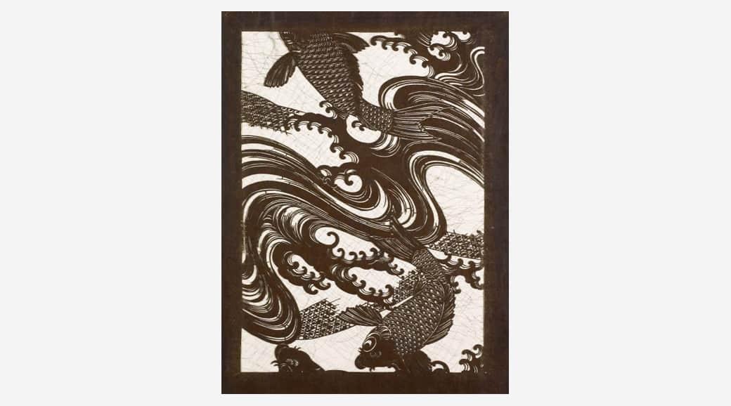 Katagami: The Japanese Stencil