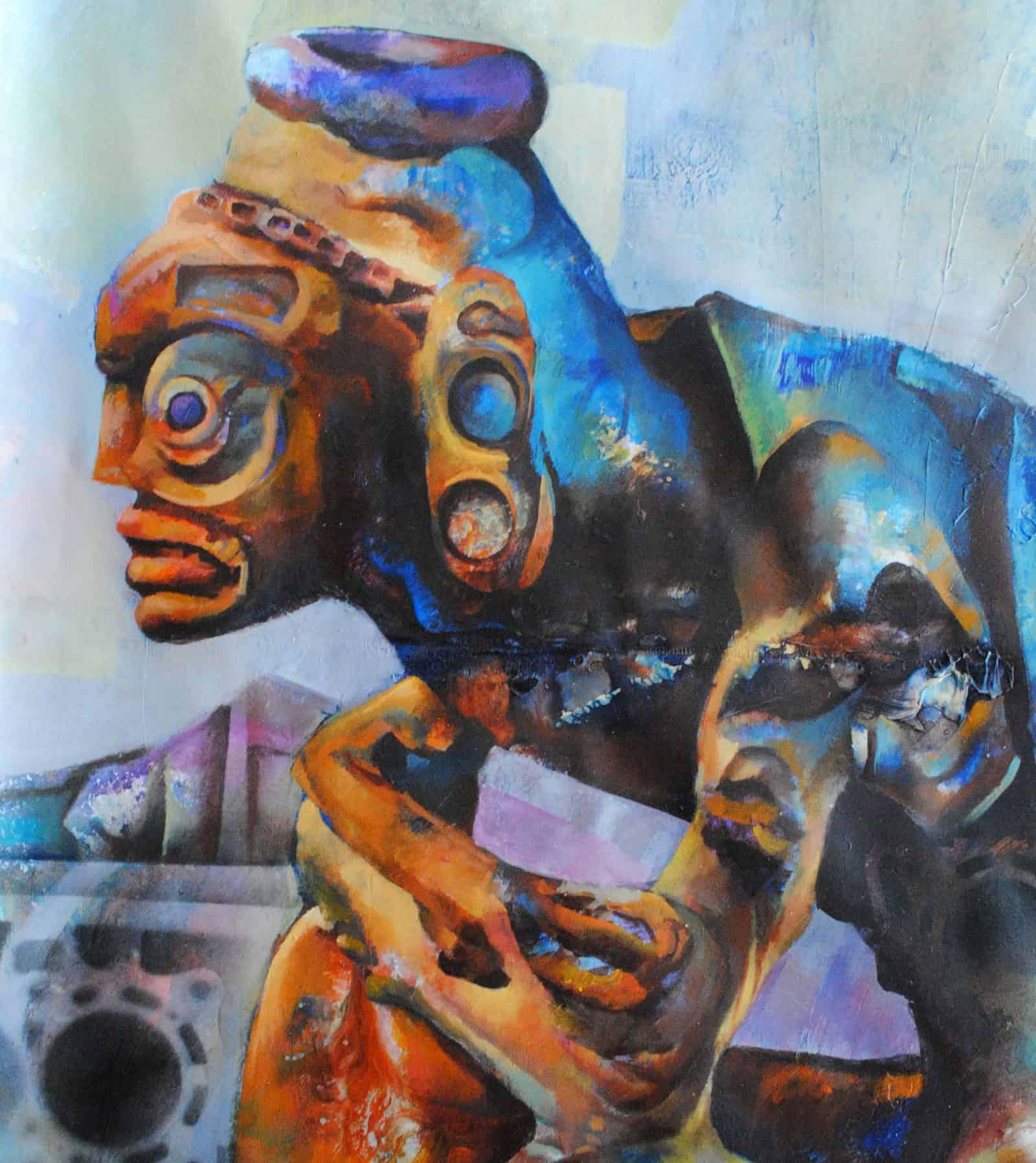 Transcultural: A Mural by Rigo Peralta