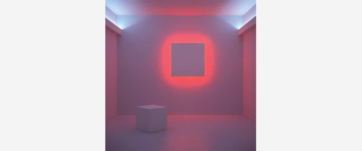 Stephen Antonakos: The Room Chapel