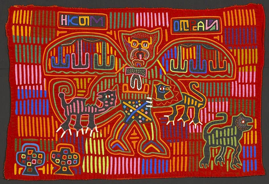 Molas: Social Fabric