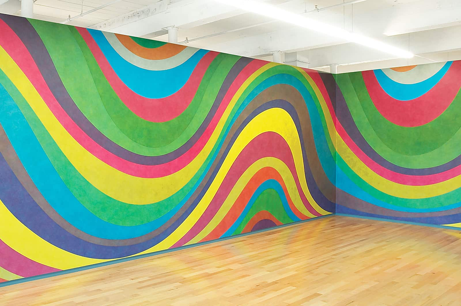 Sol LeWitt: Wall Drawing #793A