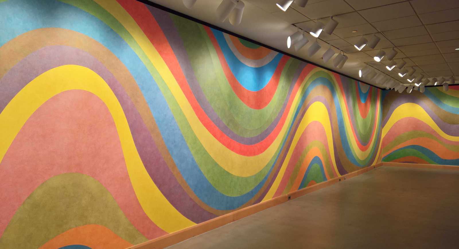 Sol LeWitt: Wall Drawing #793A