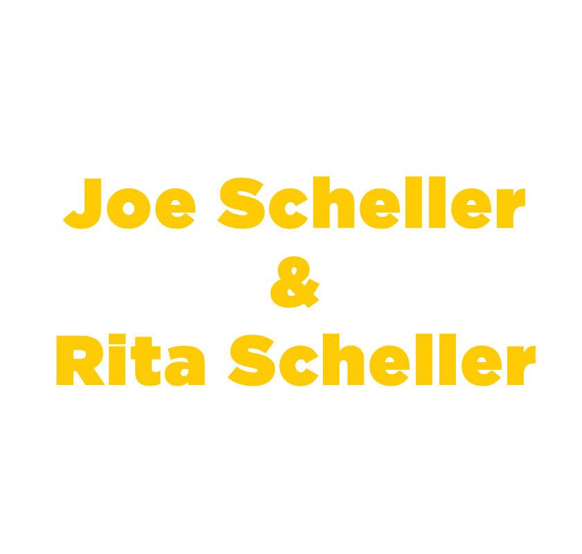 Rita & Joe Scheller