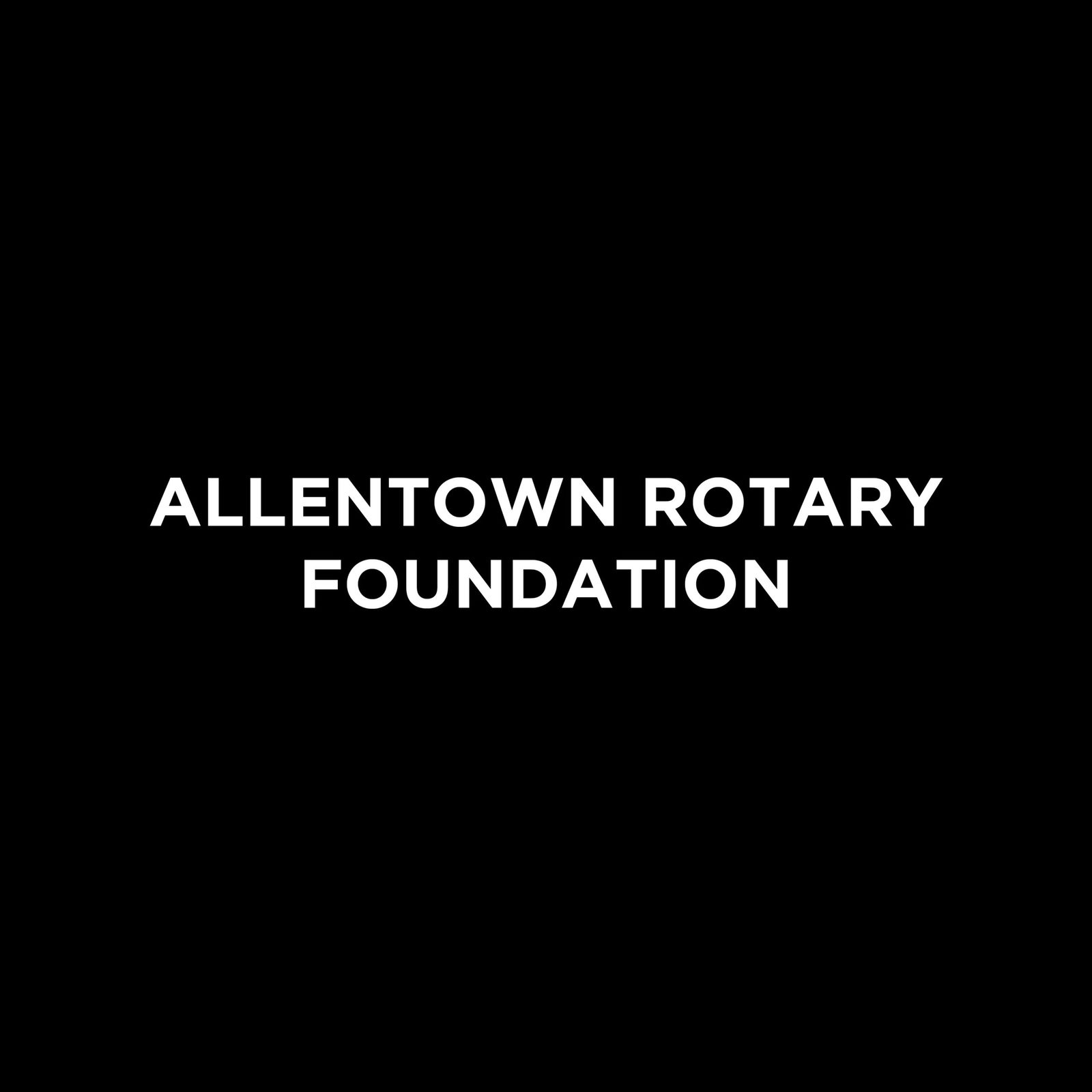 Allentown Rotary Foundation