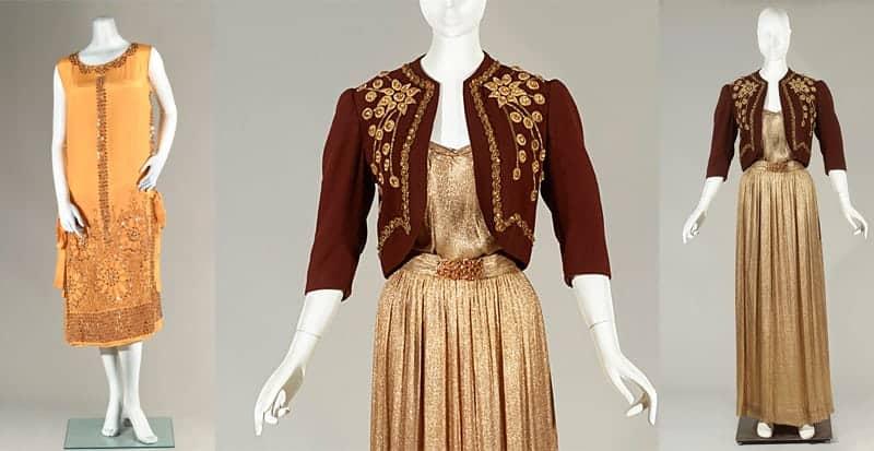 Deco After Dark: Evening Wear, 1920–1945